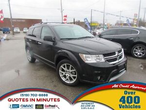 2015 Dodge Journey R/T | 7 PASS | AWD | LEATHER