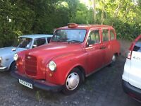P reg London taxi for sale
