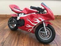 Brand new 49cc 50cc Mini Moto Pocket Rocket Bike