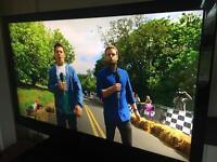 """JVC 42"""" FULL 1080p HD LCD TV"""