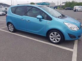 Good Condition Lady owner Meriva