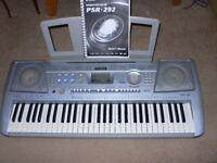 YAMAHA PSR-292 Portatone keyboard