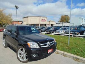 2011 Mercedes-Benz GLK-Class 4MATIC PANORAMIC ROOF