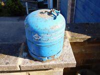 2 LARGE CAMPING GAS BOTTLES