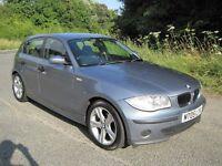 2005 BMW 118 DIESEL 6 SPEED