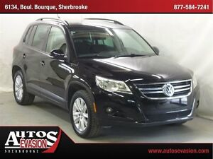 2011 Volkswagen Tiguan 2.0 TSI 4Motion, CUIR, TOIT PANORAMIQUE,