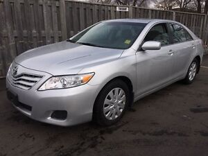 2010 Toyota Camry LE, Automatic, Sunroof, Bluetooth,