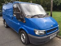 FORD TRANSIT (2004) DIESEL.BRILLIANT DRIVE.CLEAN.75K MILES.RECENTLY SERVICED.SERVICE HISTORY.NO VAT.