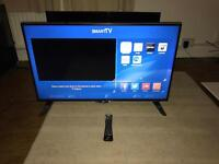 "40"" JVC LED 4K Ultra HD Smart TV Brand New"