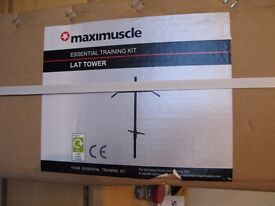 Maximuscle LAT TOWER