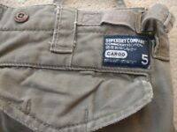 Superdry Commodity Edition Cargo pants, spirit of Japan