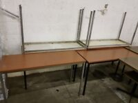 6 x Office Tables