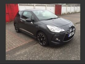 CITROEN DS3 64 REG 3DR HATCHBACK 1.6 e-HDi AirDream DStyle+ EXCELLENT CONDITION