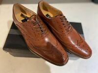 Brand new smart brogue shoes size 4