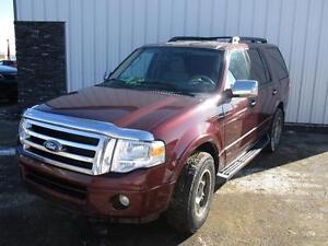 2010 Ford Expedition SSV