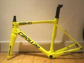 Cipollini Bond Carbon Road Bike Frameset - 56cm