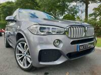 (Space Grey) Nov 2016 BMW X5 4.0d M Sport 7 Seater! Massive Spec! £5700 EXTRAS! Pan Roof, FINANCE