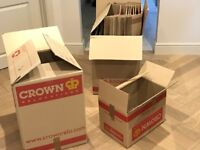 Removal Boxes Assorted Sizes