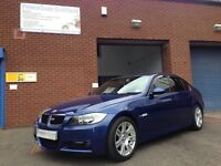 BMW 320d Msport manual