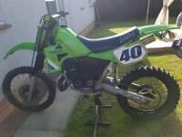 1985 Kx 250 cc