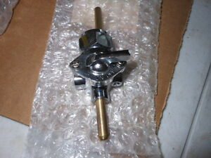 NOS-Petcock-Fuel-Valve-75-94-Big-Twin-XL-Harley-Evo-Sportster-Shovel-62168-81C