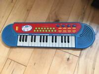 Chad Valley Electronic Keyboard