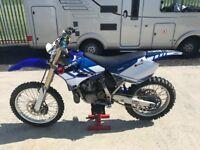 Yamaha YZ 250 2009