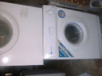 6kg White Knight Vented Tumble Dryer