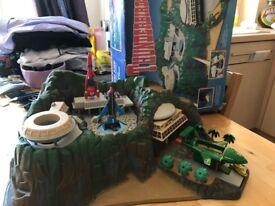 Thunderbird Tracy Island Toy, Montpelier