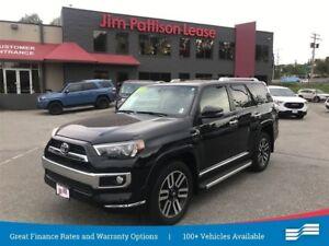2015 Toyota 4Runner Limited 1 Owner lease return.
