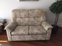 Parker Knoll Recliner and Sofa - Matching Set