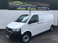 2015 VW TRANSPORTER LWB 115BHP 1 UK OWNER VERY CLEAN *FINANCE AVAILABLE*