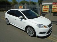 2010 60 FORD FOCUS 1.6 TDCI SPORT AMAZING CONDITION FOR AGE WITH SERVICE HISTORY