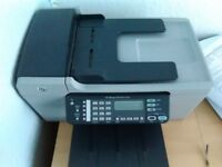 Hewlett-Packard colour all in one printer scanner copier fax