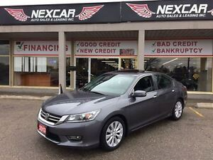 2013 Honda Accord EX-L* LEATHER SUNROOF 95K