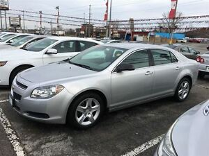 2011 Chevrolet Malibu LS, AC, CD, LOCAL TRADE!!