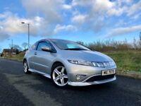Honda Civic 2.2 i-ctdi Diesel • Recently serviced • golf auris leon tdi