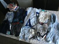 Baby boy bundle from 0-3 months