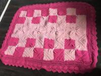Baby hand knitted items