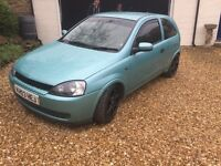 Corsa 1 litre cheap insurance