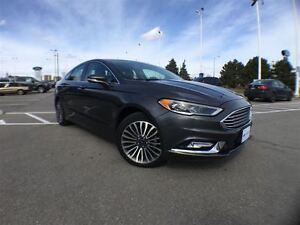 2017 Ford Fusion Awd,Fully Loaded+Ext Warranty Inc+Fin From 1.9%