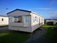 Caravan 3 Bedroom Morcambe Heysham Park resorts Ocean Edge Sea View