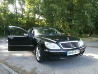 Mercedes Benz S Class reposting due to time wasters