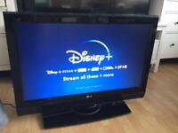 "37"" LG tv for spares or repair"