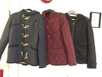 Women's Coats, £4 each or 3 for £10