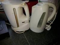 2 kettles