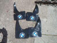 BMW 1 Series Mud Flaps