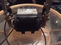 Stuart Turner Monsoon Standard 2.0 bar Twin Pump