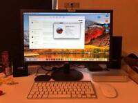 Mac Mini i7 3GHZ 16GB Late 2014 Complete Set Up