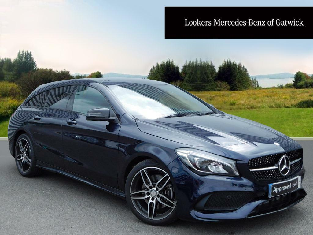 mercedes benz cla cla 220 d amg line blue 2016 07 08 in crawley west sussex gumtree. Black Bedroom Furniture Sets. Home Design Ideas